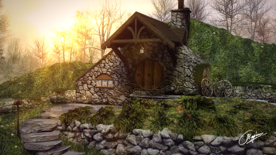 Hobbits world