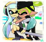Inkling Couple