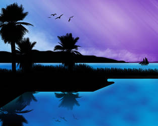 ::Paradise:: by BlackShaggy