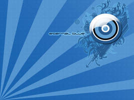 Eternal Blue by BlackShaggy