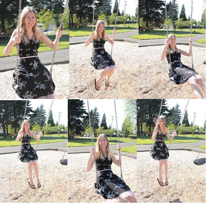 Swinging Stock by Danika-Stock