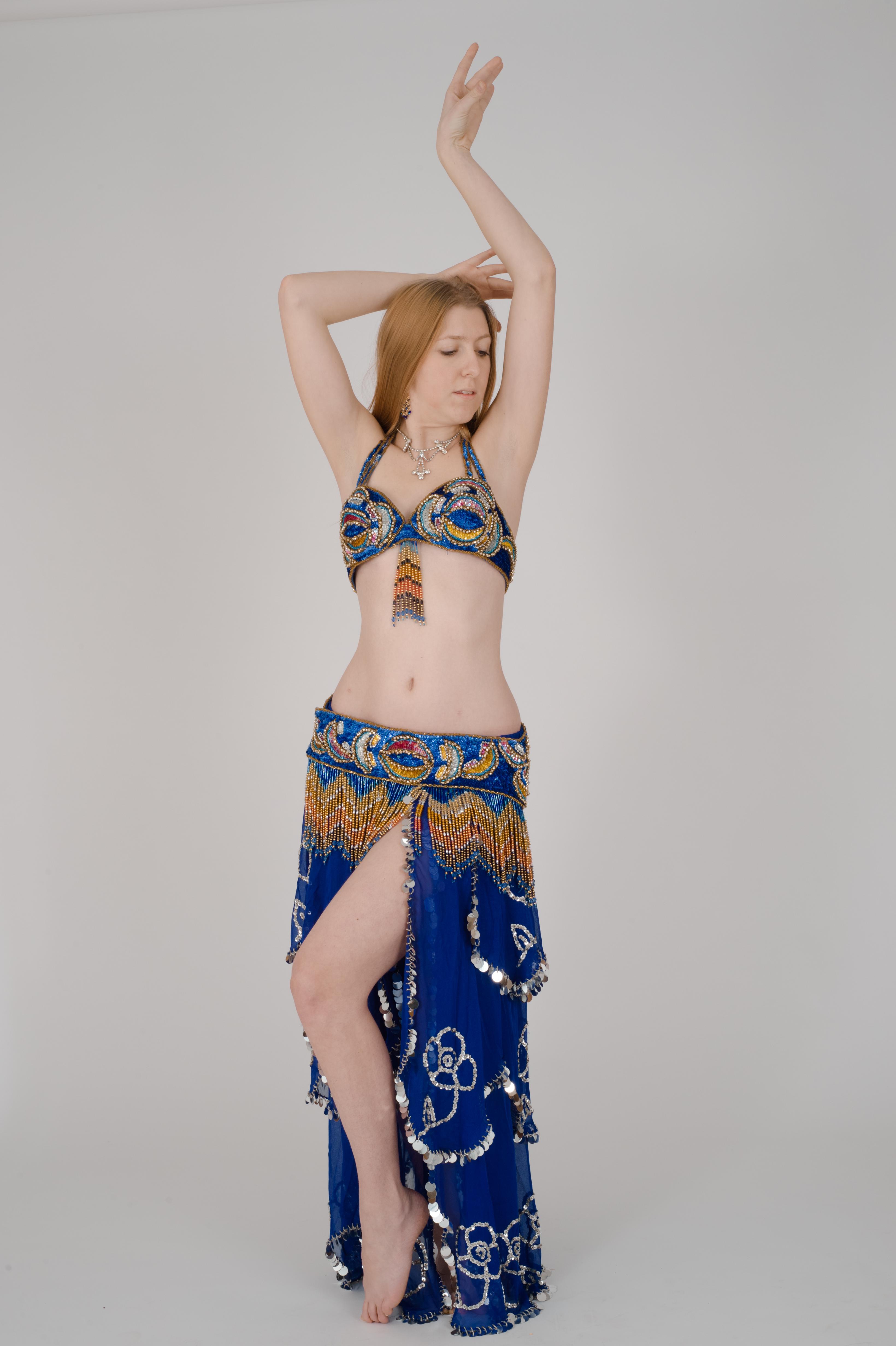 Dancer's Pose by Danika-Stock