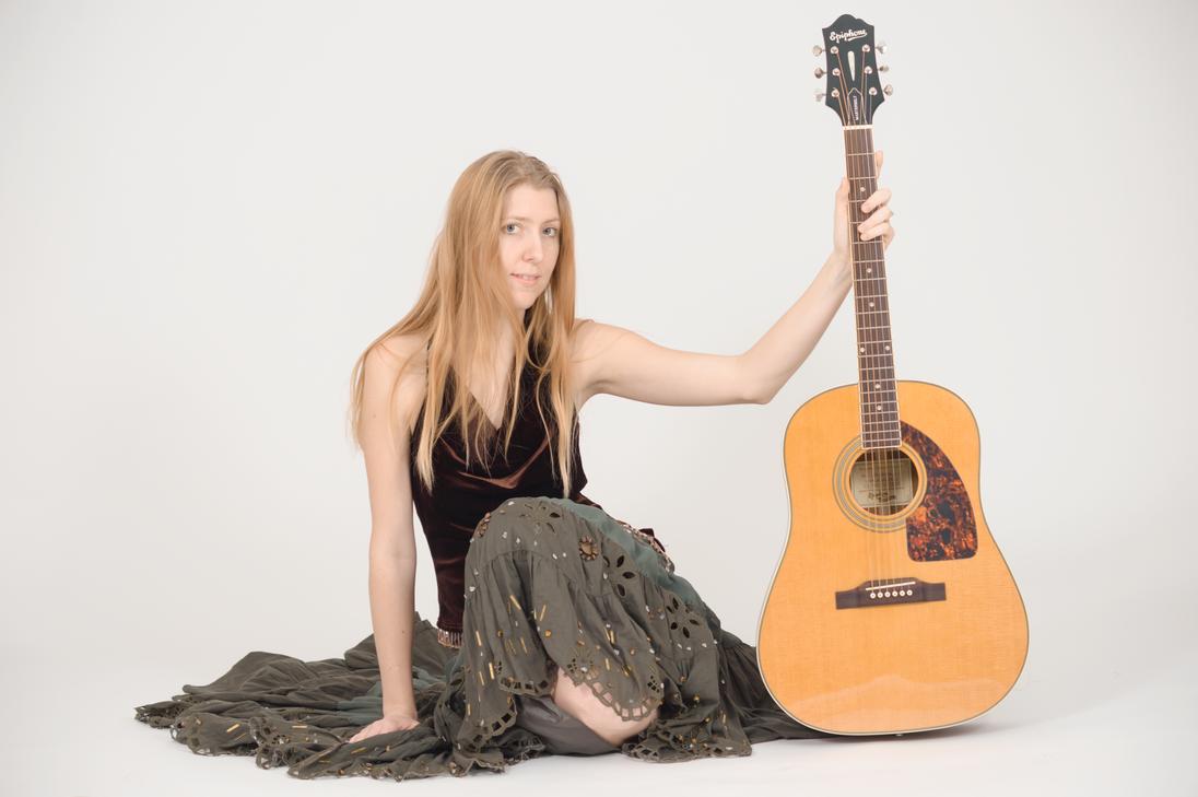 Guitar by Danika-Stock