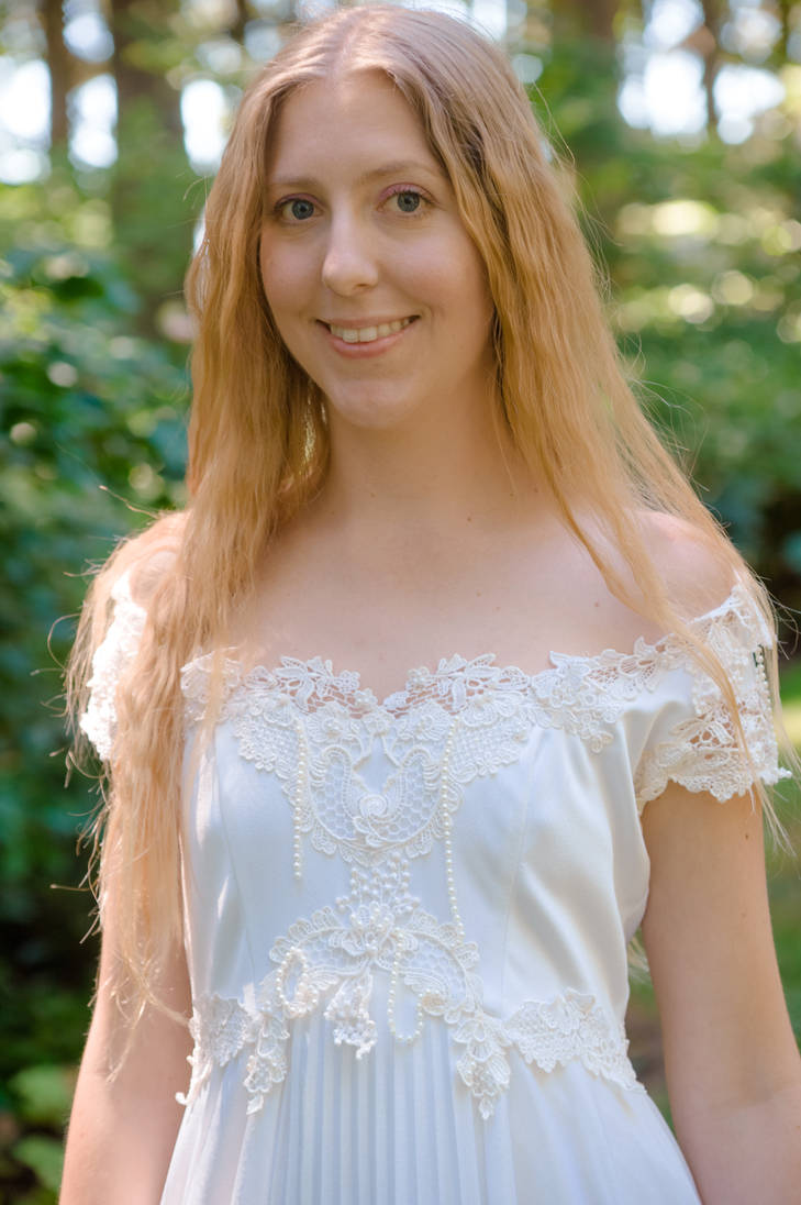 Model Portrait by Danika-Stock