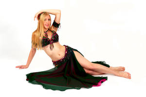 Belly Dancing Stock by Danika-Stock