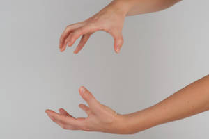 Anatomy - Hands -  Magic Powers by Danika-Stock