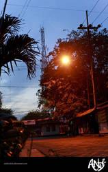 5 o'clock in the morning by andinobita