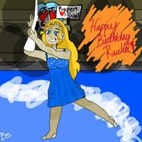 Happy Birthday Rachel!