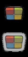 BuuF start button orbs