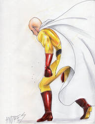 One Punch-Man - I am a hero by sasori-sanin