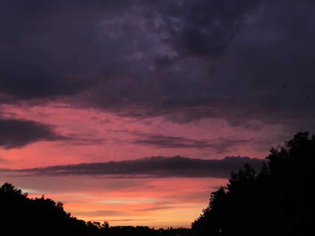Thunderstorm Sunset 01 by roxasroxs
