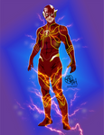 The Flash (Ezra Miller) 2022