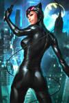 Catwoman Repaint