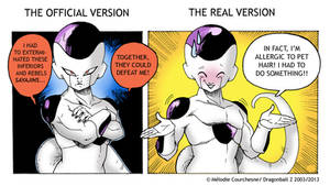 The Truth about why Frieza exterminated Sayajins