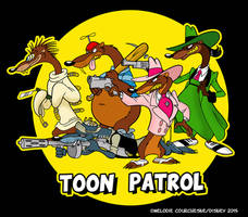 The Toon Patrol by Turbotastique