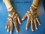 elodie henna