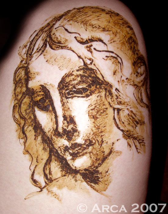 la scapagliata henna