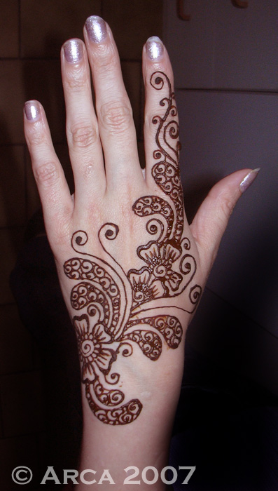 Mehndi Henna Lemon : Sista henna by arcanoide on deviantart