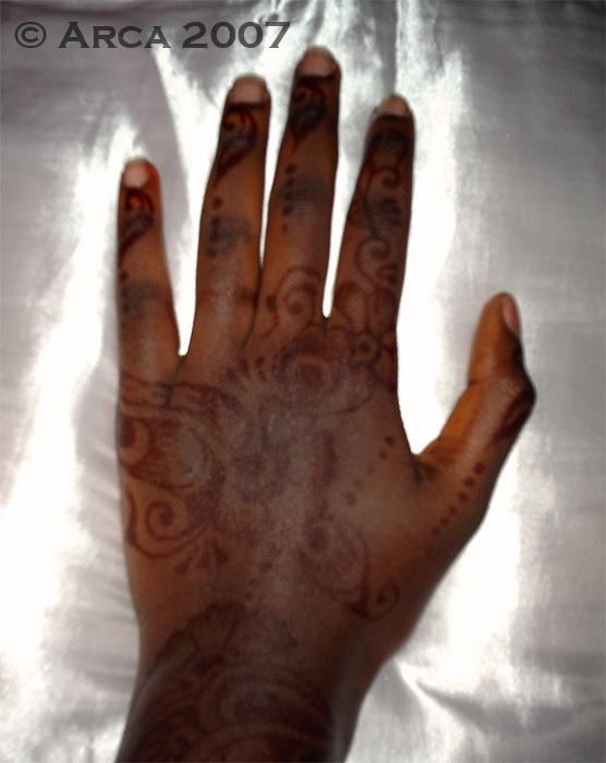 Dark Skin Henna By Arcanoide On DeviantArt