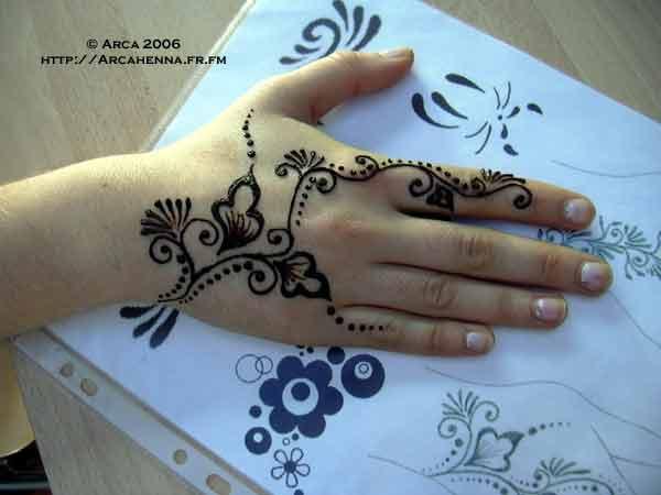 enpc henna by arcanoide