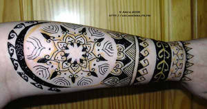 Maori jagua by arcanoide