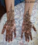 sabrine henna palm