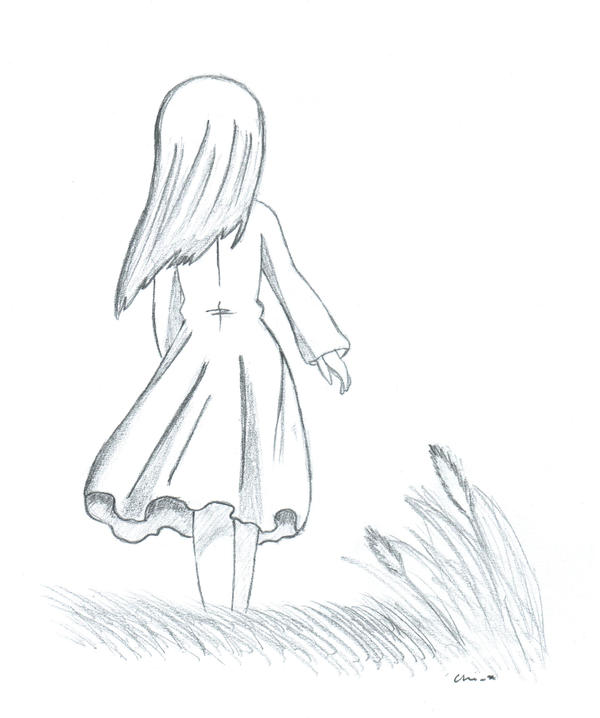 Walking away.. by DJchi on DeviantArt Raccoon Drawing