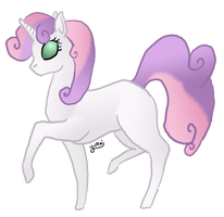 MLP- Sweetie Belle