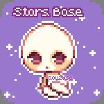 P2U: Stars Base Pixel by racheru-tan