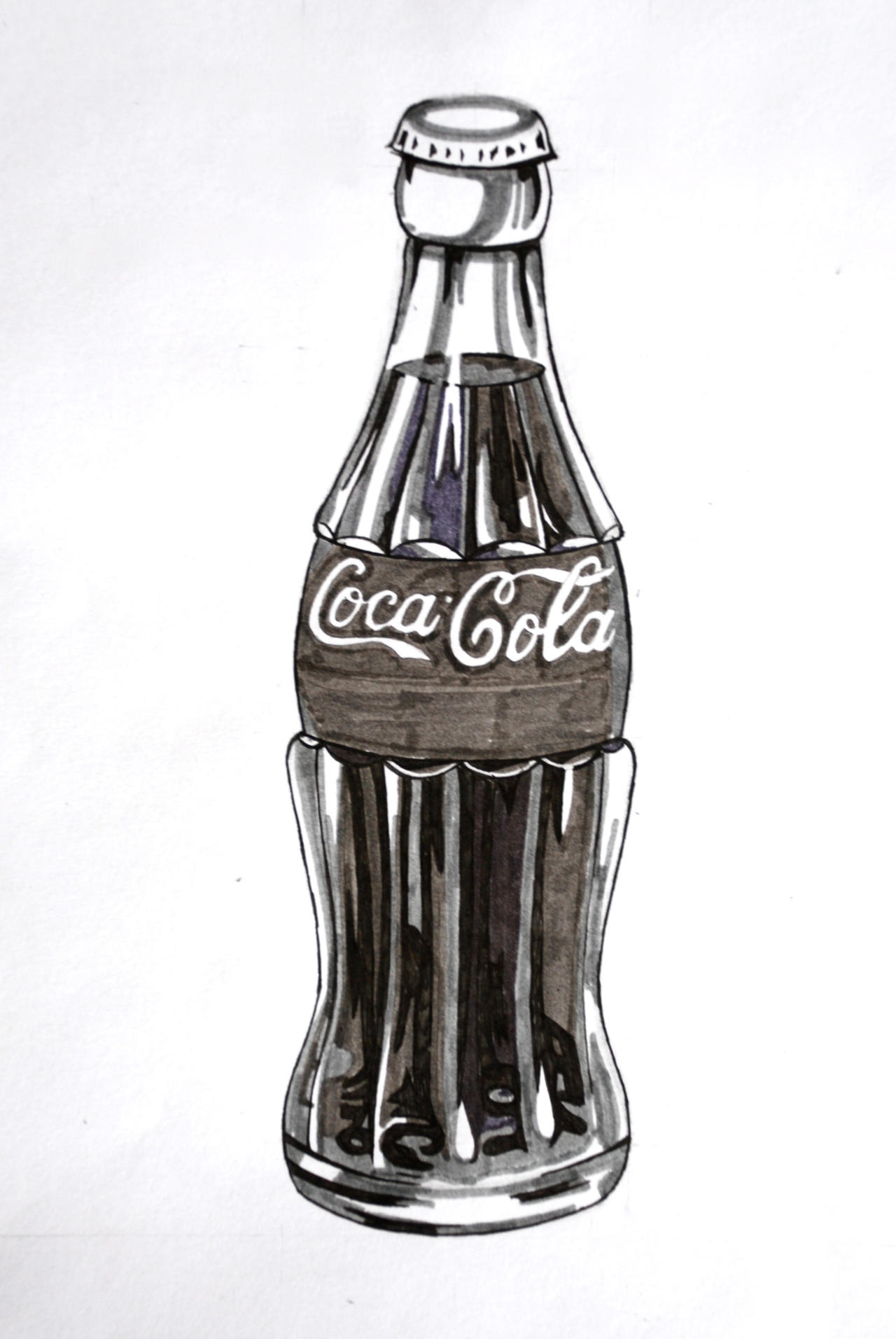 Cola Bottle by Jingovimes on DeviantArt