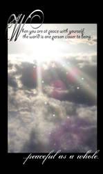 Peaceful as a Whole by kalpana3