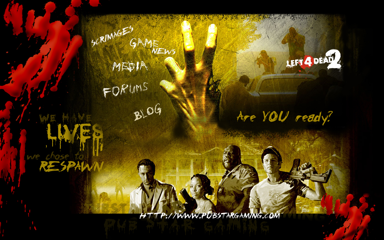 Left 4 Dead 2 Wallpaper By Kalpana3 On Deviantart