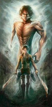 Attack On Titan fanart
