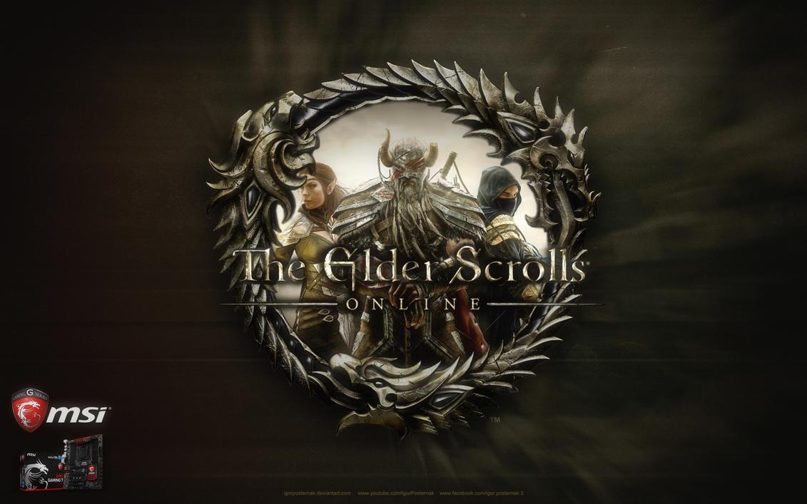 The Elder Scrolls by IgorPosternak