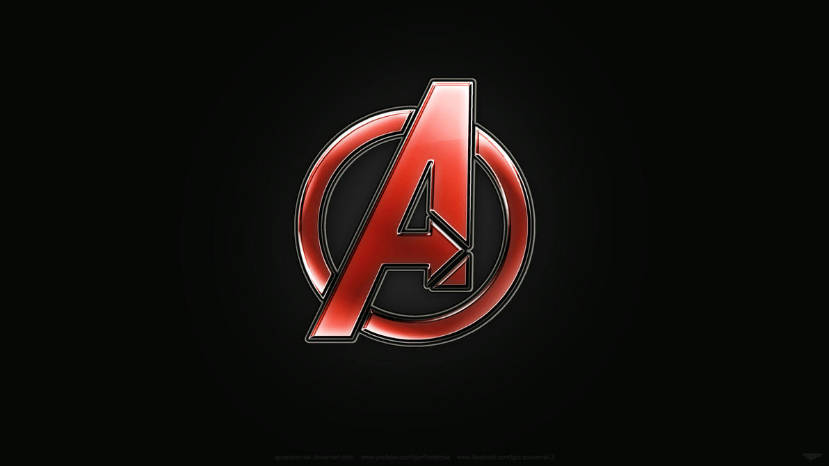 Avengers logo design by IgorPosternak