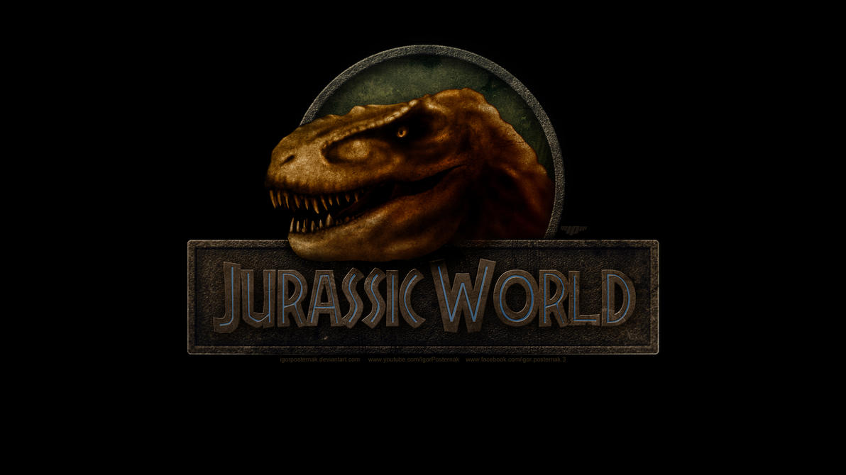 Jurassic World by IgorPosternak