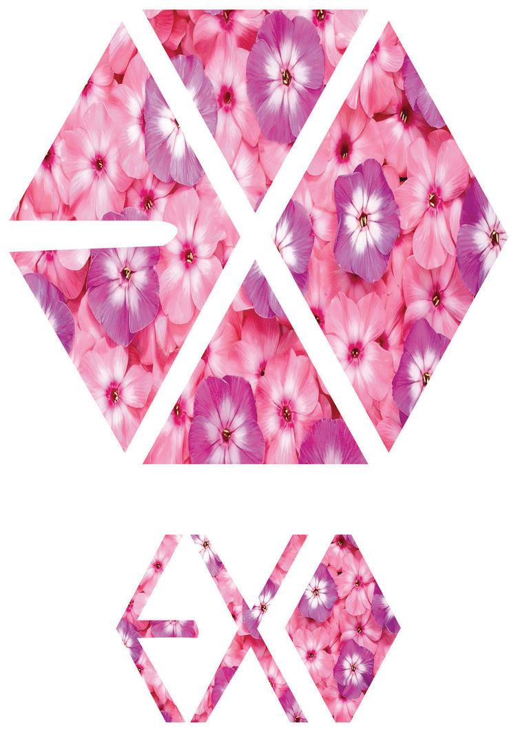 exo logo white png