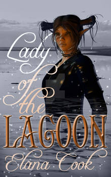 Lady of the lagoon