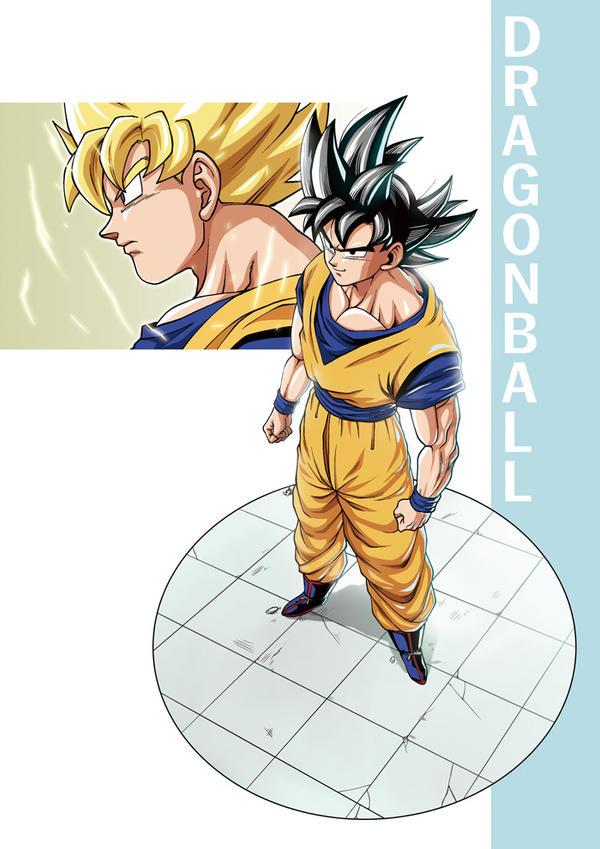 Son Goku by oume12