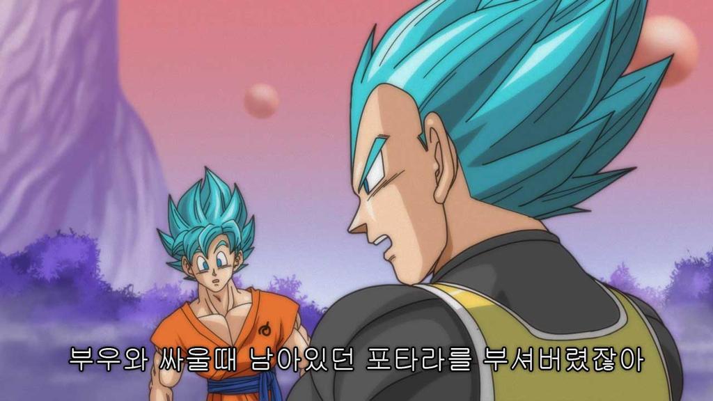 Super Saiyan God Super Saiyan songoku vegeta5 by oume12