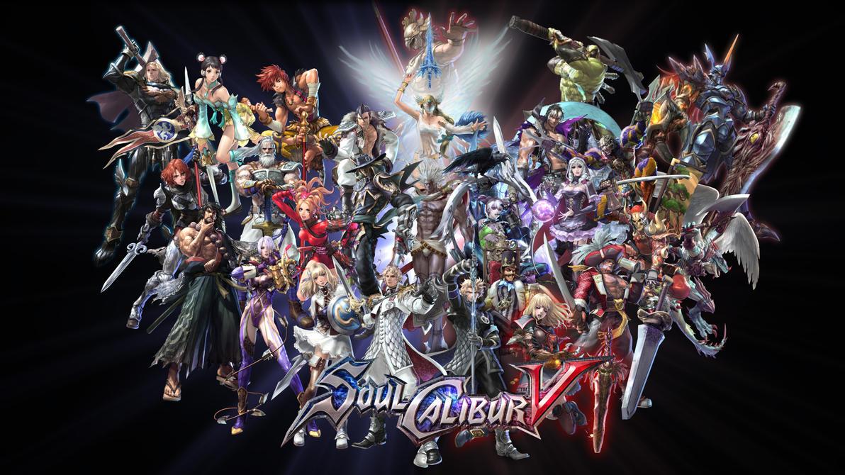 Anime Characters Soul Calibur 5 : Soulcalibur v characters by faretis on deviantart