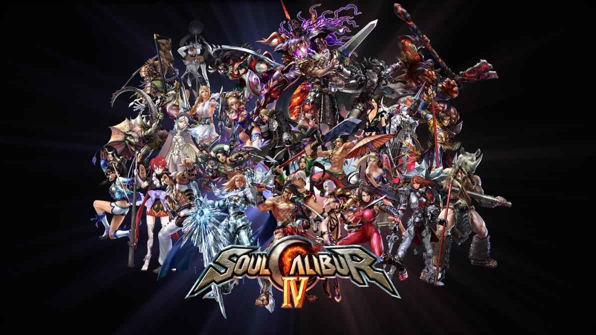 Anime Characters Soul Calibur 5 : Soulcalibur iv characters by faretis on deviantart