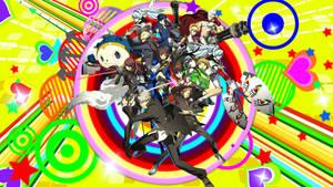 Persona 4 Arena by FARetis