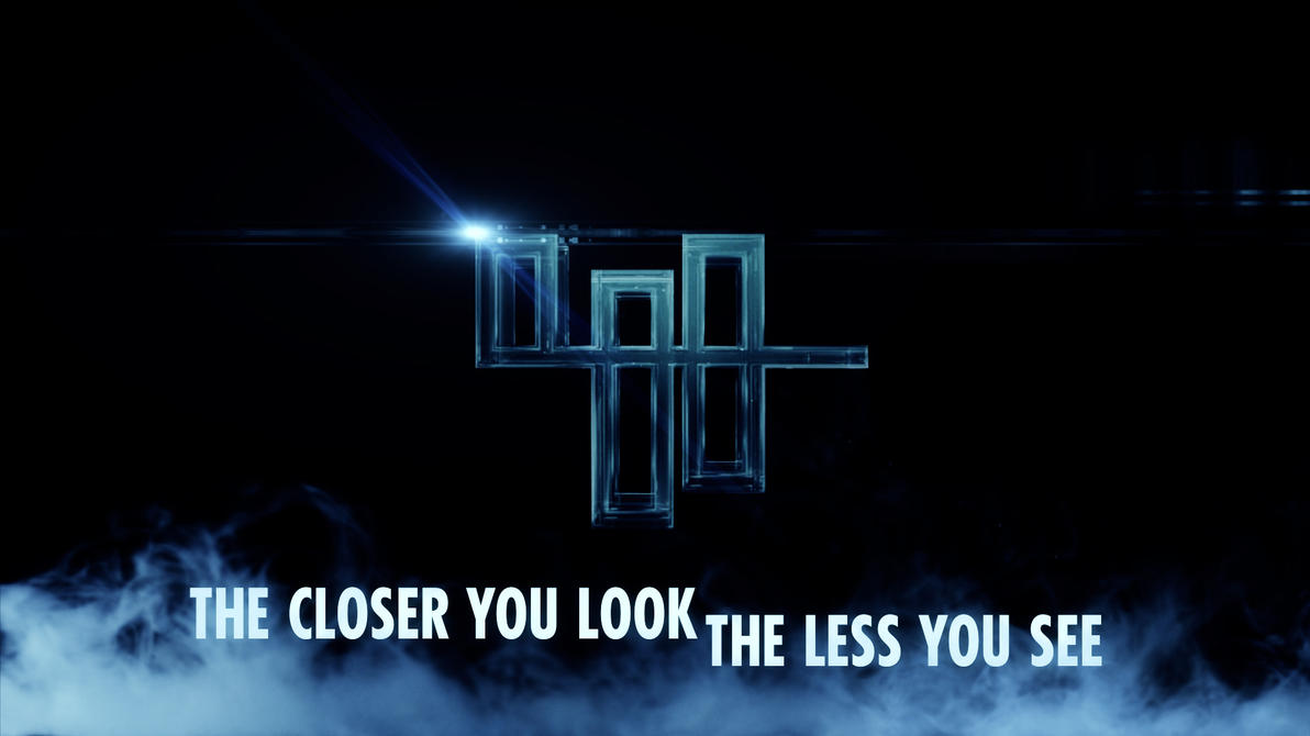 Image result for now you see me the closer you look the less you see