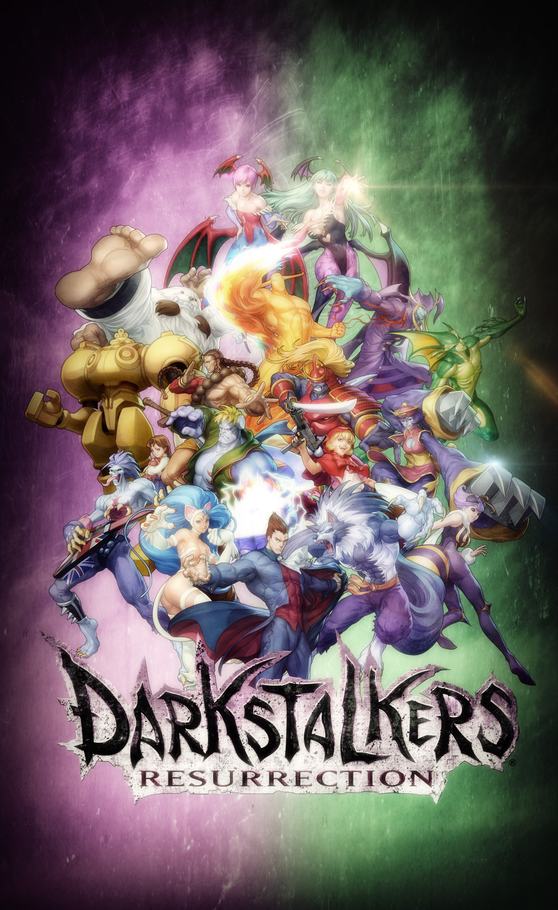DarkStalkers by FARetis