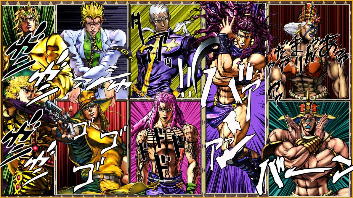 Villains by FARetis