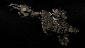 Antrim class dreadnought by Jizba
