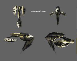 Ship concept by Jizba