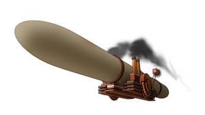 Zeppelin concept 2 by Jizba