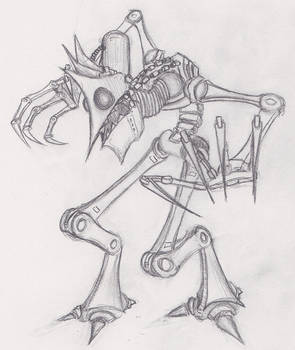 Claws Robot